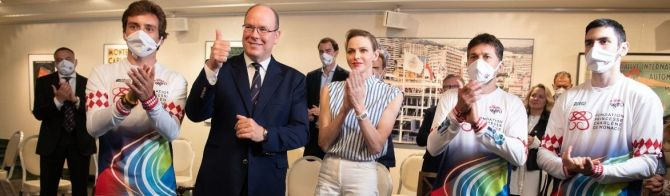 The Princess Charlene of Monaco Foundation says thank you!