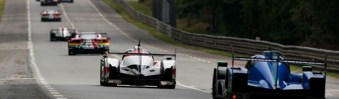 24 Hours of Le Mans to be held behind closed doors