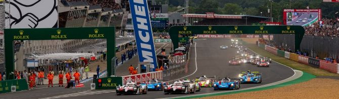 Latest 24 Hours of Le Mans entry list revealed