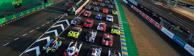 Presenting the 2020 class of Le Mans!