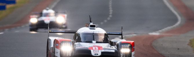 LM24 6 Hour Report: Toyota in control and Ferrari 1-2 in LMGTE Pro