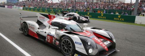 24 Hours of Le Mans:  Follow up from Toyota Gazoo Racing (updated)