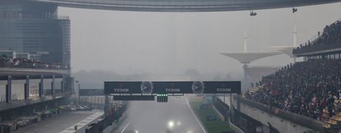 Porsche lead Audi after sensational first 3 Hours in Shanghai