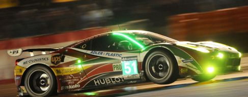 LMGTE teams round up following 24H du Mans