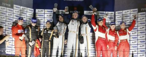 6 Hours Bahrain LMGTE Am news:  Victory and a title for Aston Martin Racing