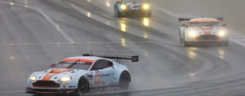 Team release:  Aston Martin win in LMGTE Pro and Am