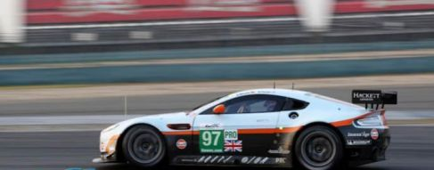 Hour 4:  Aston Martin hold LMGTE Pro advantage