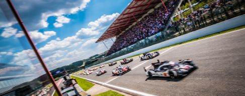 Prestigious Car Auction to take place in WEC Fan Village at Spa