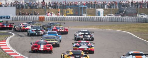 LMGTE Balance of Performance announced for Le Mans Test Day