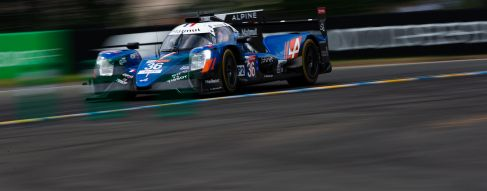 24 Hours of Le Mans:  Final results