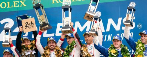 Le Mans: What the LMP1 and LMP2 winning crews said