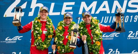 Le Mans: What the LMGTE Pro winners and overall Champions said