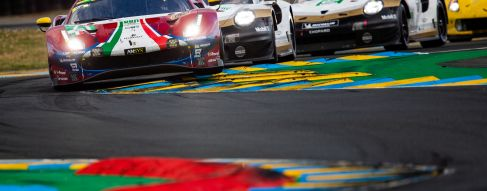 2019 24 Hours of Le Mans in Numbers
