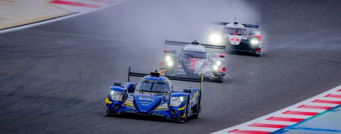 WEC action draws to a close in 2019