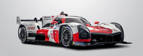 Toyota Gazoo Racing introduces new Le Mans Hypercar and confirms 2021 line-up